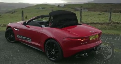 VIDEO: EXPERIENCE Both The Jaguar F-Type Supercharge V6 And Maniacal V8