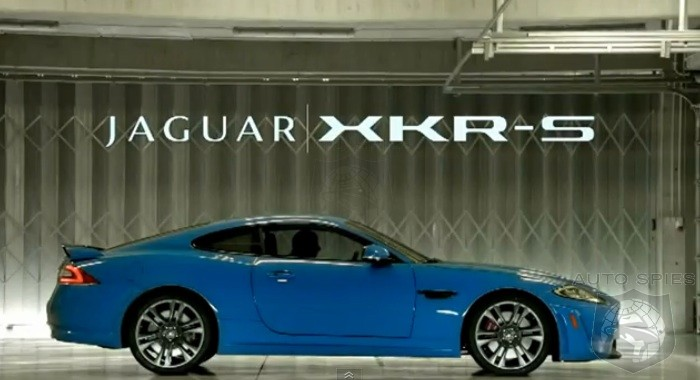 VIDEO: The Jaguar XKR-S Makes Its Way Around The Track