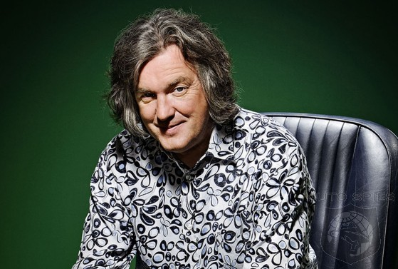 James May, Of Top Gear Fame, Sets To Make The Trio's FIRST Electric Vehicle Purchase — Would YOU Have Guessed He Would Get THIS?