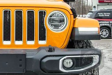 SPIED! AWESOME or AWFUL? What Do YOU Make Of The All-new Jeep Wrangler In NACHO? First Real-life Shots HERE!
