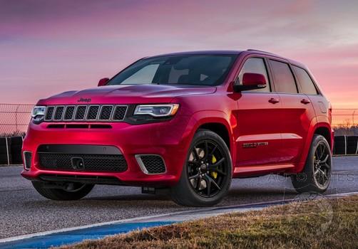 Recall Alert Nearly 5000 Jeep Grand Cherokee Srtsrt Trackhawks