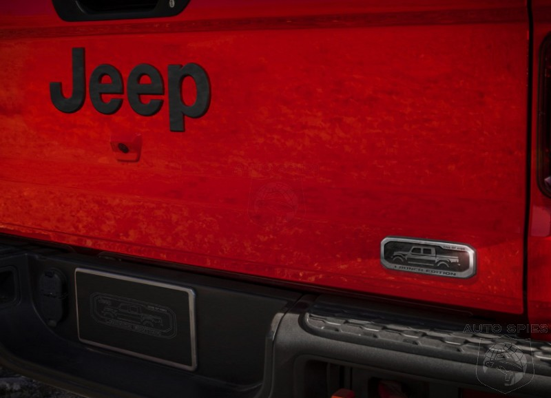 Is The Jeep Gladiator About To Go On A Sales Tear Launch Edition That Costs 61k Sold Out In 24h Autospies Auto News