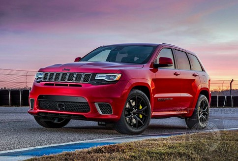 Will We See Muscle Suvs Replace Muscle Cars Autospies Auto News