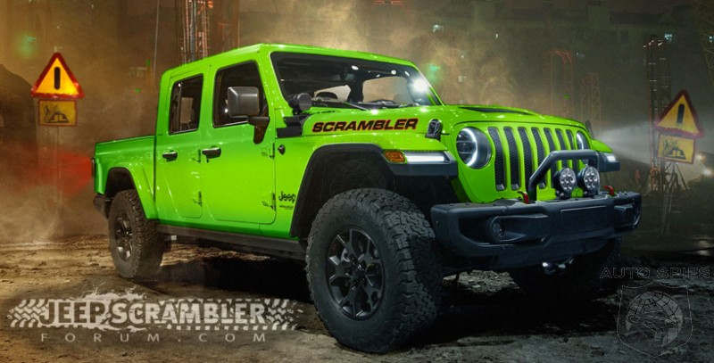 Which Small Pick up Truck Will Get WRANGLED The Worst When Jeep Launches The Scrambler