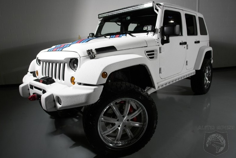 awesome or awful is this jeep wrangler a douchemobile or. Black Bedroom Furniture Sets. Home Design Ideas