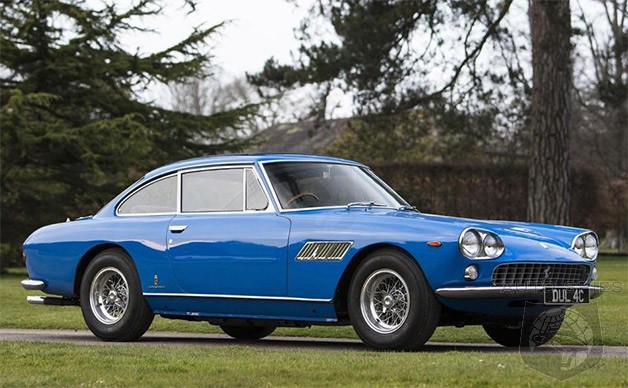 The Story Remains The Same — John Lennon's Ferrari Set For Auction, Again