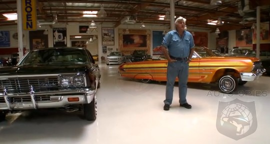 VIDEO: Jay Leno Gets LOW In The World Of SoCal Lowriders
