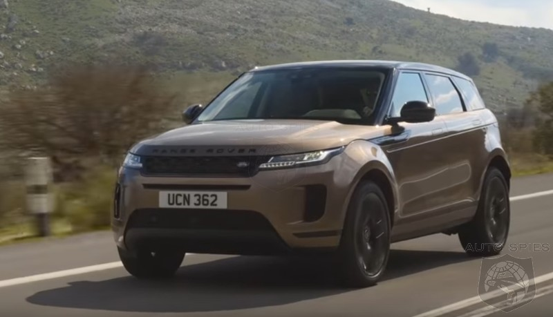 DRIVEN + VIDEO: Did Land Rover MISS An Opportunity To Further Along The 2nd Gen Evoque's Design?