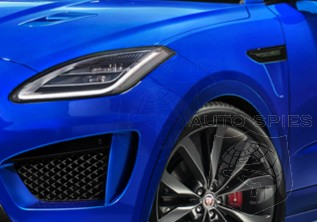 RENDERED SPECULATION: Would YOU Be Interesting In A Jaguar E-Pace SVO