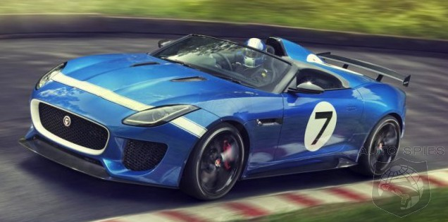 Place YOUR Bets! Jaguar Land Rover Making A SPECIAL Debut THIS Week At Goodwood! WHAT Could It Be?