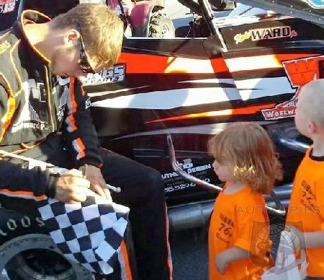 So, What Was Kevin Ward Jr. REALLY Like? A Look Into The Late Driver's Short Life...