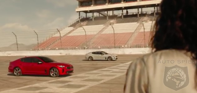 VIDEO: The All-new Kia Stinger Channels Rock Legend Steven Tyler's YOUTH In Its Super Bowl Ad