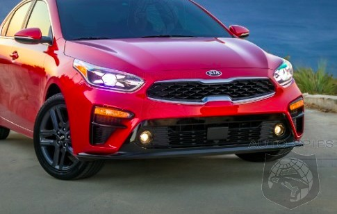#NAIAS: Kia Unveils The All-new Forte — Does It Look Ready To Take On The Civic, Corolla And Focus To YOU?