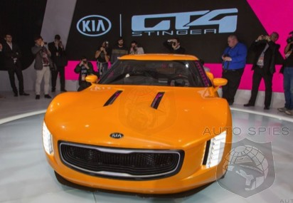 Remember The AWESOME Kia GT4 Stinger? Guess What?! Kia Has Decided To...