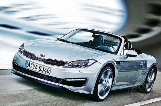 RENDERED SPECULATION: Does Kia Have The Mazda MX-5 In Its Sights?