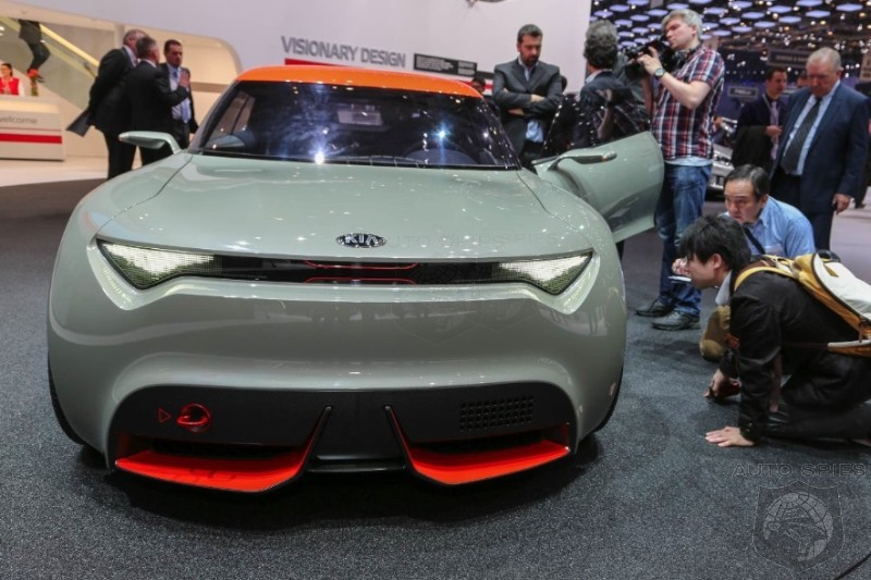 GENEVA MOTOR SHOW: Is The BEST Looking B-Segment Concept Coming To Us From KIA?