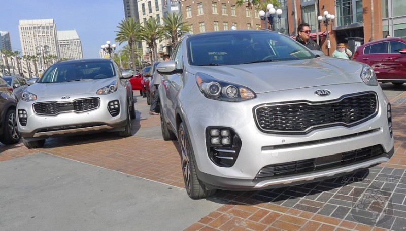 Kia Sportage 101 EVERYTHING Kia Wants YOU To Know About Its All New 2017 Sportage