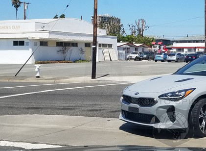 SPIED On The STREET! Nabbed In SoCal, How Do YOU Think The Kia STINGER Looks On The Road?