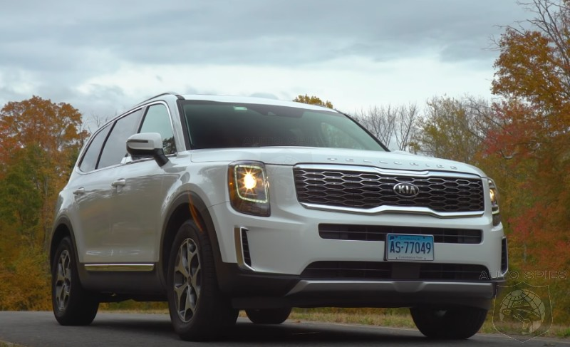 DRIVEN + VIDEO: Consumer Reports Gives Us Its FIRST Impression Of The Kia Telluride. What Does THIS Tell YOU?
