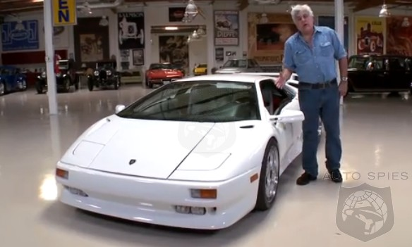 VIDEO: Jay Leno Gets Behind The Wheel Of A 1991 Lamborghini Diablo — Has THIS Poster Car Lost Its Appeal To YOU?