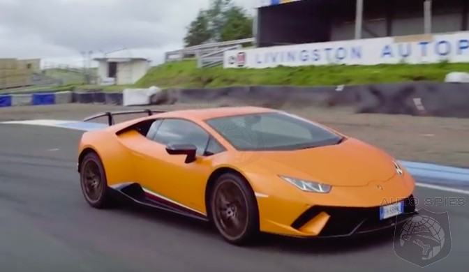 driven video top gear 39 s chris harris wrings out the lamborghini huracan performante the. Black Bedroom Furniture Sets. Home Design Ideas