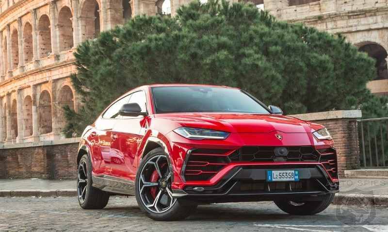 DRIVEN: 2018's HOTTEST SUV? All-new Lamborghini Urus Gets Sorted Out In This REVIEW…
