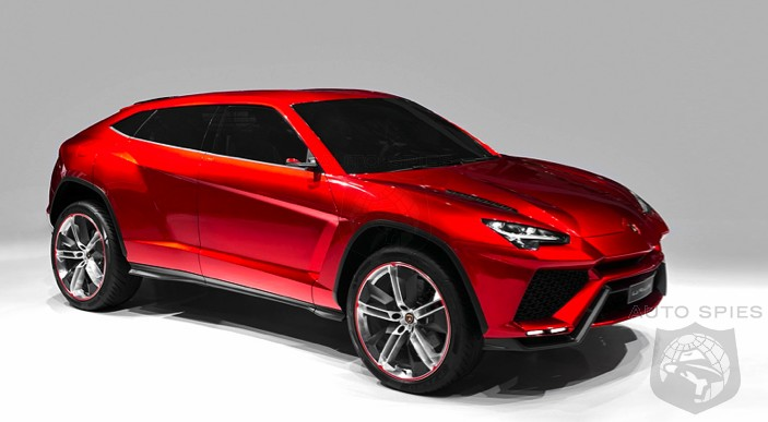 Confirmed Lamborghini Is Building The Urus So What