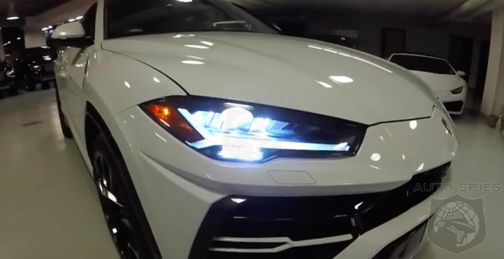 VIDEO: The All-new Lamborghini Urus DETAILED In This 360-degree Walkaround