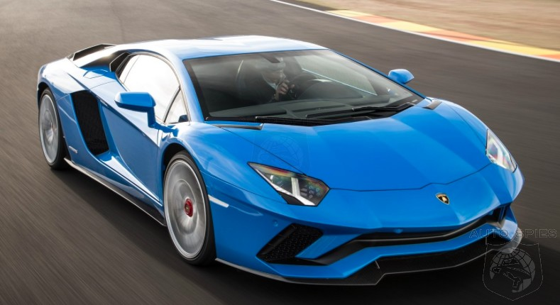 RUMOR: Lamborghini's Aventador Replacement To KEEP The V12 But Add Batteries?!