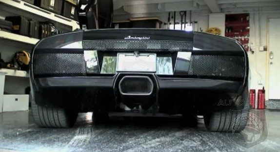 video when is an exhaust too loud 140db lamborghini murcielago may make your ears bleed. Black Bedroom Furniture Sets. Home Design Ideas