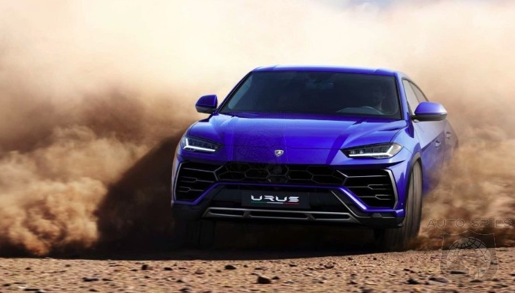 STUD or DUD? What Do YOU Make Of Lamborghini's FIRST SUV, The Urus? Is It ALL You Wanted Or A Bit...Lame?
