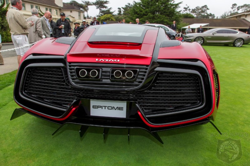 MONTEREY WEEKEND: Is Laraki Motors Concept The EPITOME Of AWESOME ...