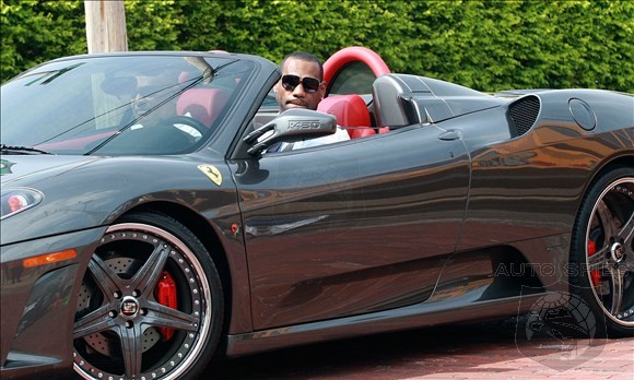 NBA Stars And Their Unreal Cars — Get A Peek At Lebron James' Ride