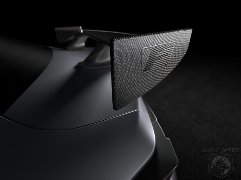 #NAIAS: Lexus Keeps Things STEALTHY With Its TEASER Of The New RC F Track Edition — Listen To This V8 Symphony