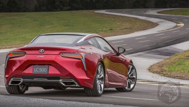 Is Lexus Setting Itself Up For Failure Forecasts Big Numbers For