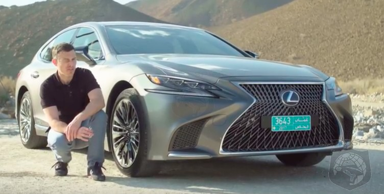 DRIVEN + VIDEO: Can The All-new, Eccentric Lexus LS Take On The Germans Who Are RULING The Large Luxury Segment?