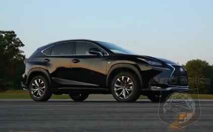 DRIVEN + VIDEO: Consumer Reports Takes A Crack At The All-New Lexus NX, Gives It A Whack