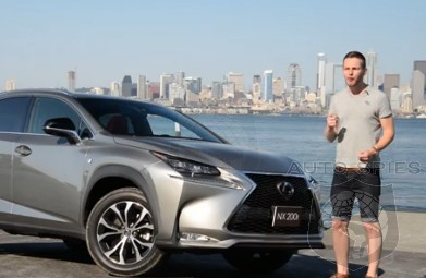 DRIVEN + VIDEO: Is Lexus' All-New NX Playing In