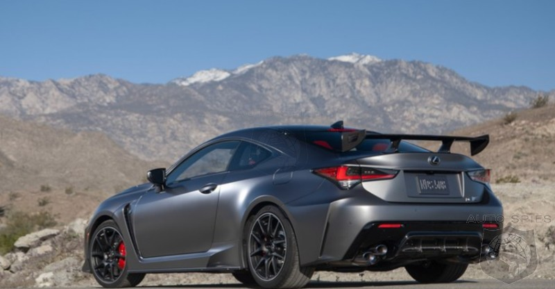 DRIVEN: The All-new Lexus RC F Track Edition — Does It Earn Its New Name?