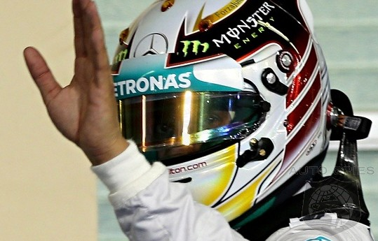BREAKING Lewis Hamilton WINS In Abu Dhabi And Claims This Year s World Championship