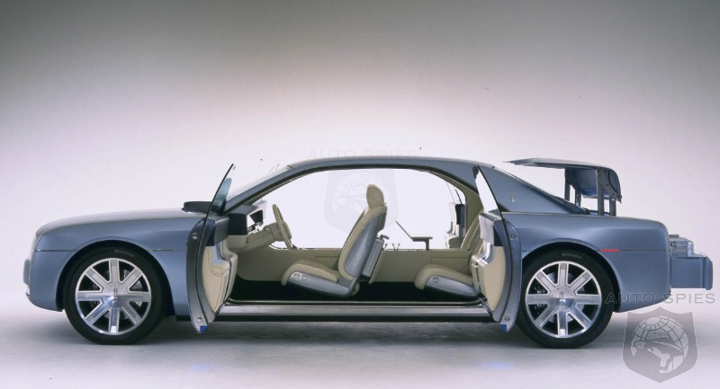 Finally Lincoln Gets It Right Suicide Doors Are Coming Back To The