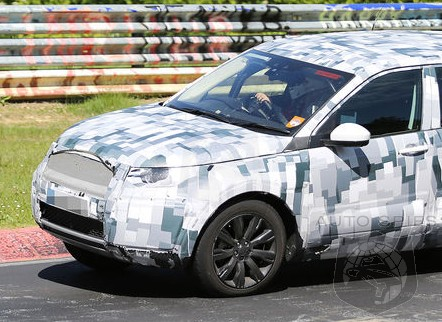 SPIED: Is Land Rover Working On A Freelander Replacement OR A New Evoque? What Do THESE Pictures Tell YOU?