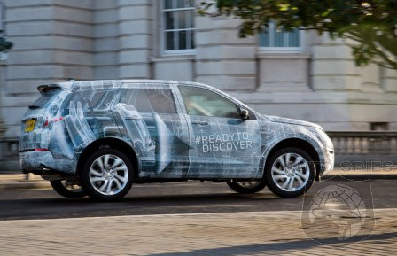 VIDEO: Land Rover REALLY Wants YOU To Know How Badass The All-New Discovery Sport Will Be