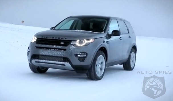 Driven Video First Off Road Drive Of Land Rover S Discovery Sport