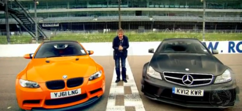 VIDEO: SHOWDOWN - BMW M3 GTS vs. Mercedes-Benz C63 AMG Black Series