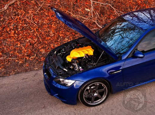 BMW EXTREME MAKEOVER: This E90 M3 Is Subtle On The Outside But Is ALL Business Under The Hood