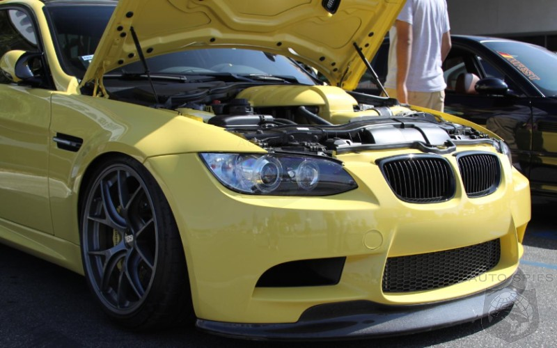 BMW EXTREME Makeover: The ONLY Factory Dakar Yellow E90 M3 Gets Some Special Treatment & A WHOLE Lot Of Upgrades