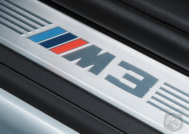ASK The Spies - Should BMW's Next-Gen M3 Have An xDrive Option?