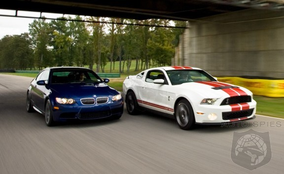 Are These Guys NUTS or On The $? BMW M3 Vs. Mustang 5.0