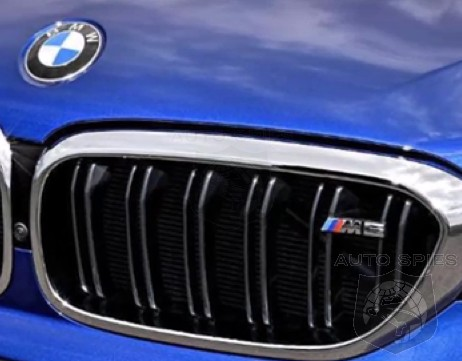 LEAKED! FIRST Images Of The All-new BMW M5 LIVE — Get Your First Glimpse HERE!